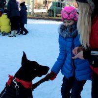 собака и девочка 1