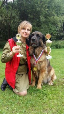 победители танцы с собакой