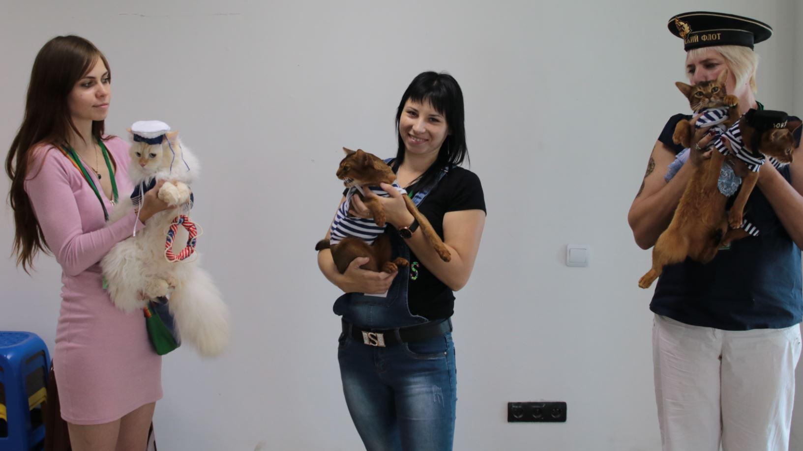 шоу русских тельняшек