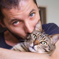 парень и кот 3