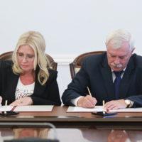 Подписание Декларации обращения с животными