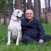 Голубев РКФ с собакой 3